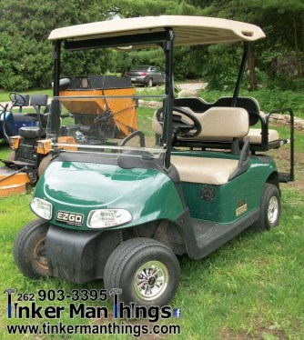 Tinker Man Things 2008 EZ GO RXV Golf Cart For Sale (1)
