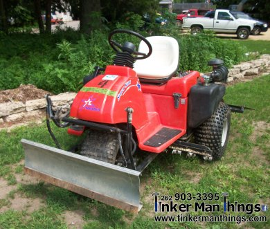 Tinker Man Things Smithco Super Star Tractor (1)