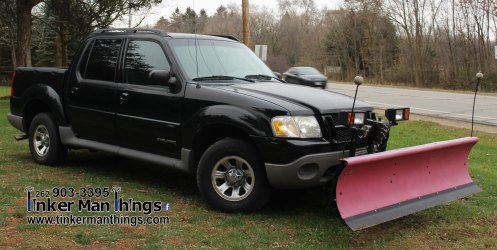Tinker Man Things 2001 Ford Explorer Sport Truck (1)