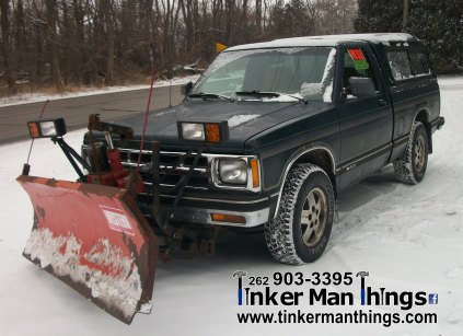Tinker Man Things 1993 Chevy S10 4x4 (1)