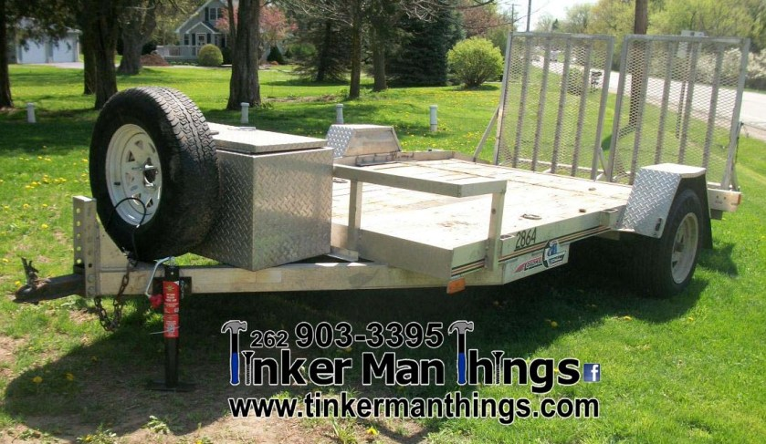Tinker Man Things 2005 Loadmaster Alumina Trailer (1)